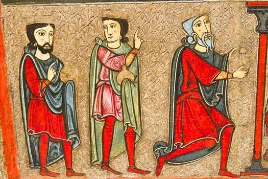 3 vise mænd