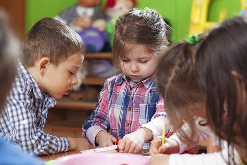 Montessori metodens indflydelse i dag