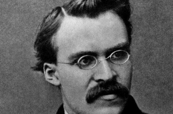Friedrich Nietzche omfavnede en hest