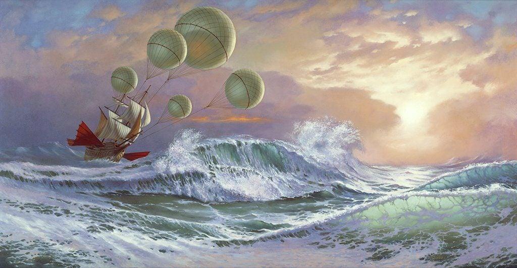 Morels opfindelse: En smuk refleksion over udødelighed