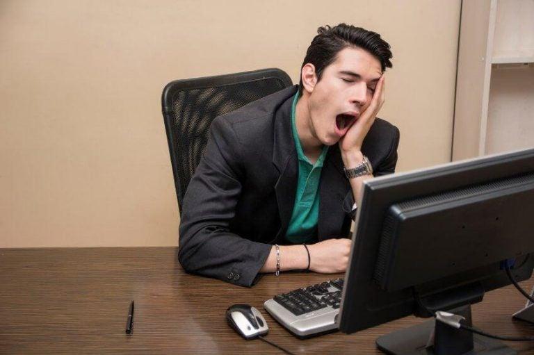 Boreout-syndrom - det modsatte af burnout
