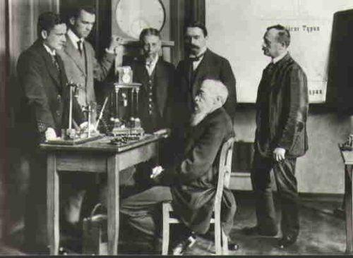 En af de mest berømte psykologer, Wilhelm Wundt