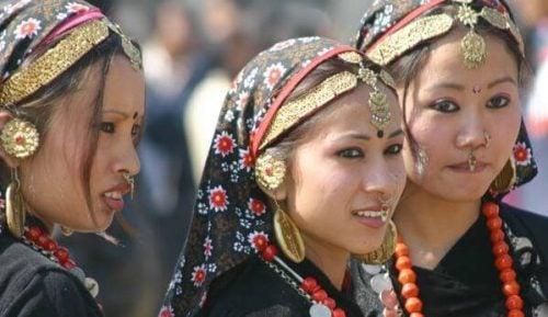 Kvinder i Nepal og deres seksuelle traditioner