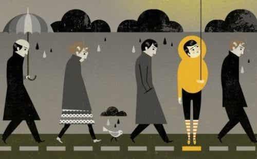 5 forskelle på tristhed og depression