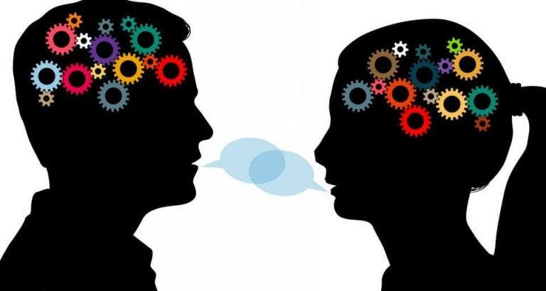 Model af to i samtale