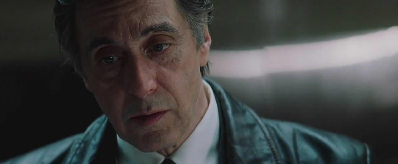Al Pacino i filmen Insomnia, der handler om søvnløshed