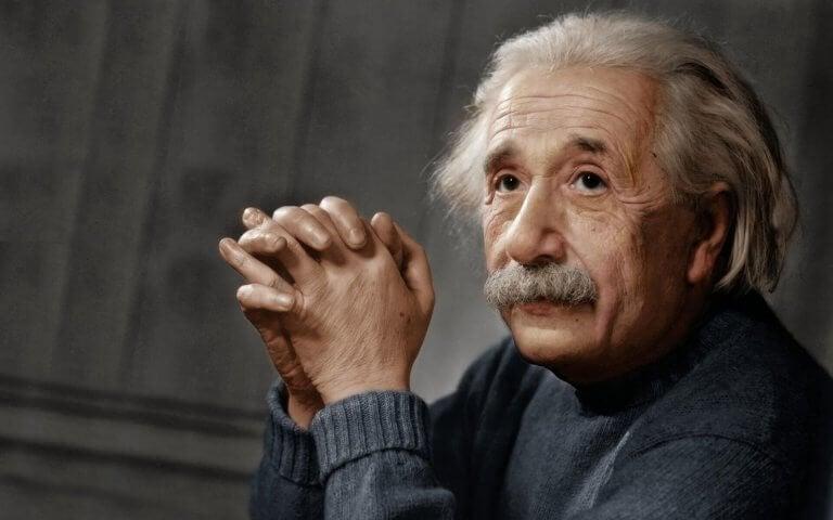 Albert Einstein er en af verdens mest indflydelsesrige videnskabsmænd