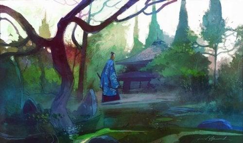 Den gamle Zen mester