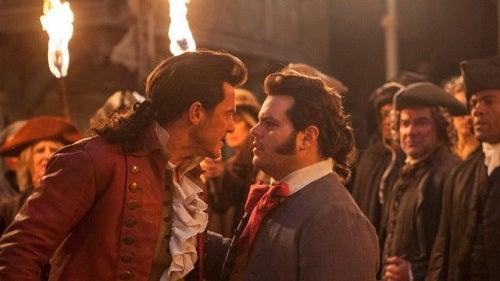 Gaston og LeFou