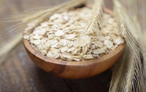 Havre som eksempel på fuldkorn