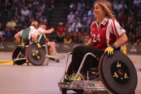 kørestols-sport
