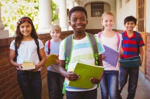 Børn i skole og uddannelse
