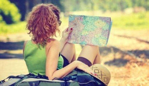 At rejse kan holde din hjerne sund