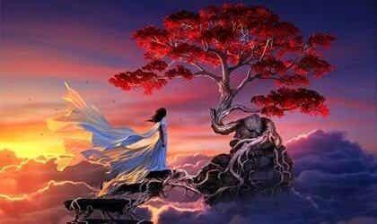 Legenden om Sakura: En sand kærlighedshistorie