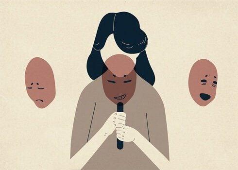Patologisk narcissisme har tre masker