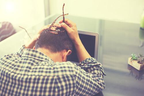 De 3 farligste bivirkninger ved arbejdsrelateret stress