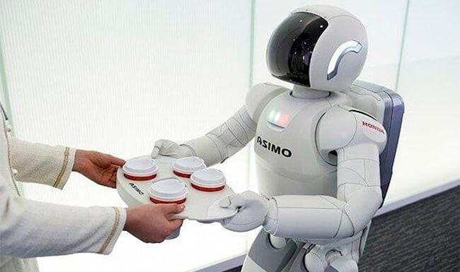 robotter vil overtage menneskers arbejde
