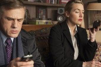Et par i filmen Carnage