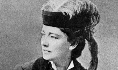 Victoria Woodhull symboliserer Matilda-effekten