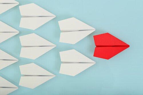 En god leder: Lederskab som social identitet