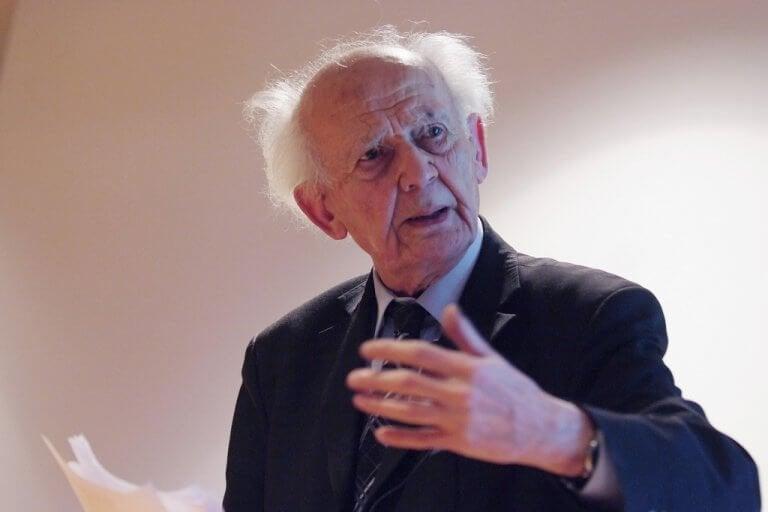sociologen Zygmunt Bauman