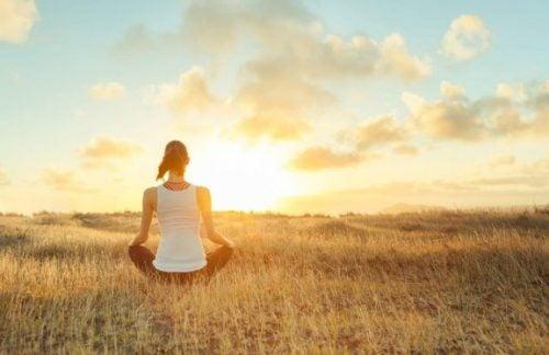 Effekten af mindfulness under depression