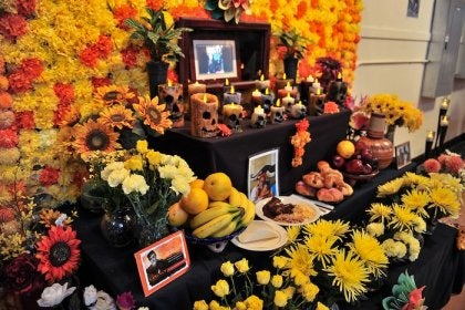 De dødes dag er en mexicansk tradition for at vise din kærlighed til de afdøde