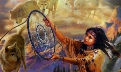 Drømmefangeren: En smuk Lakota-legende