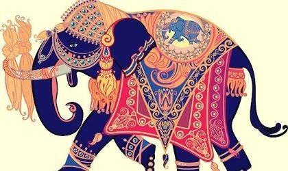 Historien om elefanten, der mistede sin vielsesring