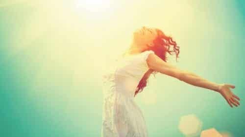 Mental fleksibilitet for at føle lykke