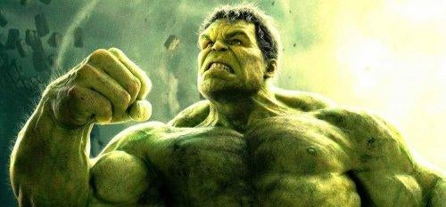 Hulk syndrom: Bruce Banners mareridt