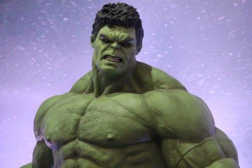 Hulk syndrom har fået navnet efter Marvel-figuren