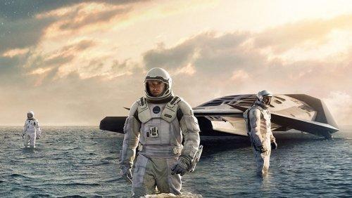 Fra filmen Interstellar