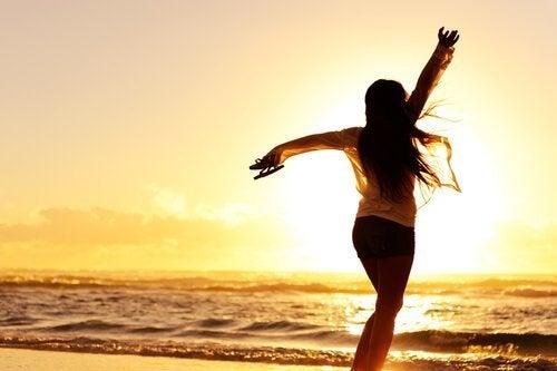 At danse hjælper med at styre angst