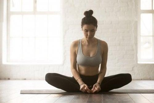 Yoga er en metode til at opretholde den indre balance
