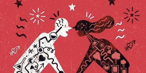 Et par oplever den biologiske forklaring på kærligheden