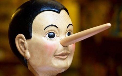 Et kig ind i en løgners hjerne