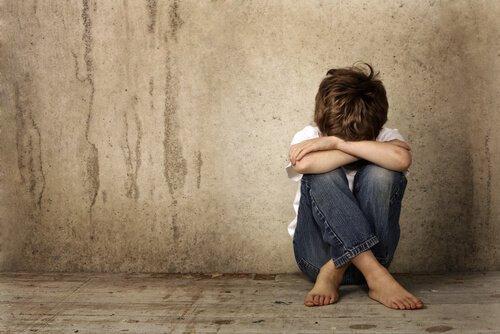Foragt i barndommen kan have alvorlige psykiske konsekvenser