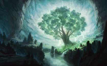 Oshos historie om ønsketræet