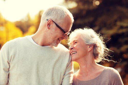 Dette par lavede passende planer, før de skulle gå på pension