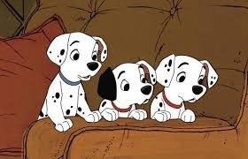 101 Dalmatinere er en skøn film om dyr
