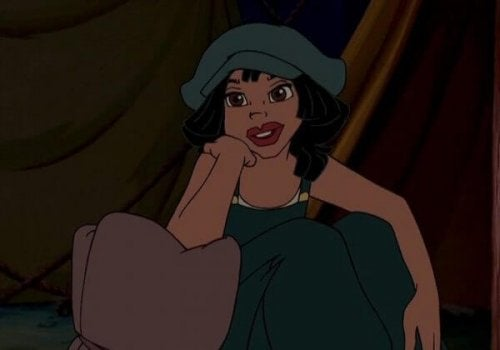 Audrey er en atypisk karakter i en Disney-film