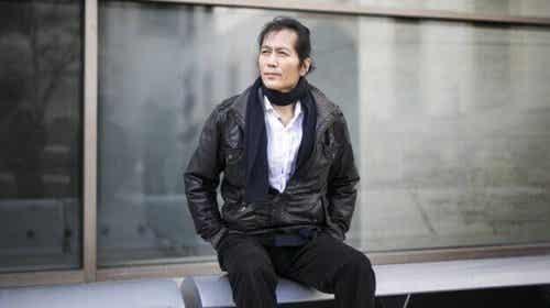 """Filosof Byung-Chul Han og """"helvede af det samme"""""""