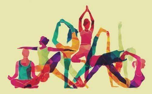 Yoga for begyndere: Harmonien mellem krop og sind