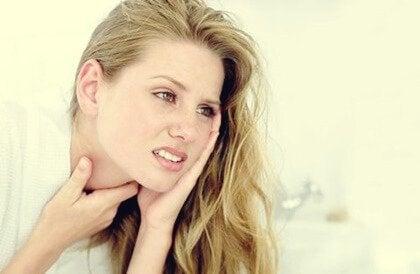 Globulus: Følelsen af at have en klump i halsen