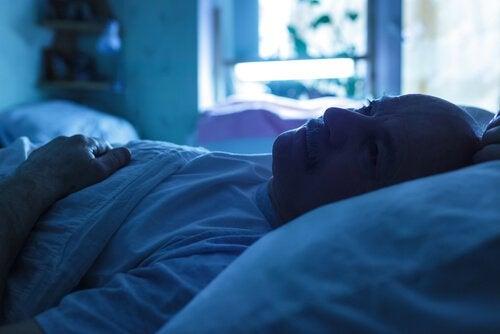 Andropause kan forårsage søvnproblemer hos mænd
