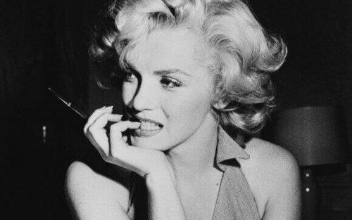 12 af de mest kendte citater af Marilyn Monroe