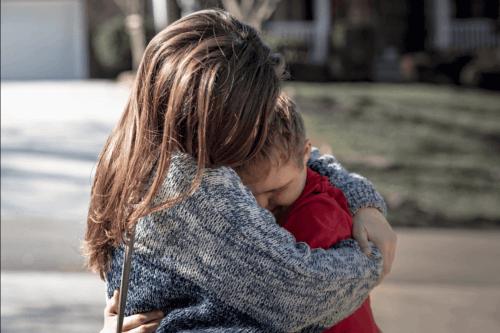 Et handicappet barn kan ofte bringe familien tættere sammen