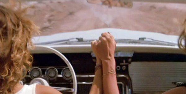 Thelma and Louise er en inspirerende film, der handler om venskab og frihed