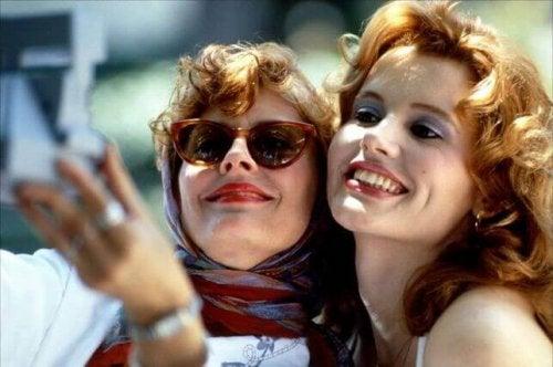 Thelma and Louise - Feministisk opråb i mændenes verden